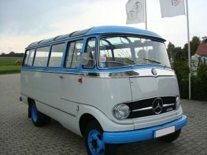 Mercedes Benz Omnibus